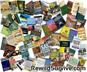 50 Wilderness Survival Must-Have Ebooks for your Bug-out Bag