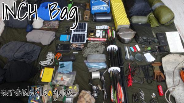 Inch Bag Ultimate No Nonsense Guide Survival Skills Guide