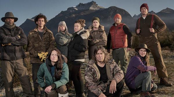 Alone tv show season 3 cast participants