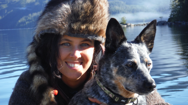 Nikki van Schyndel: interview and long term wilderness living lessons