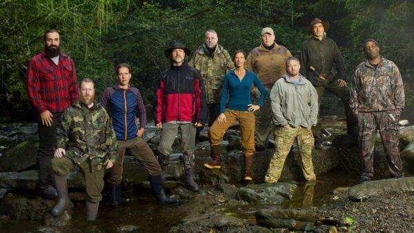 Alone tv show season 2 cast participants