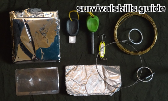 wilderness survival kit things you don't need