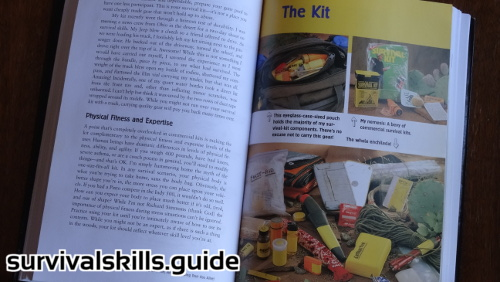 survival books survival kits