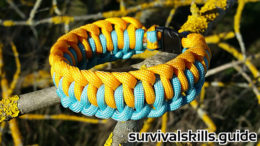 paracord bracelet useful