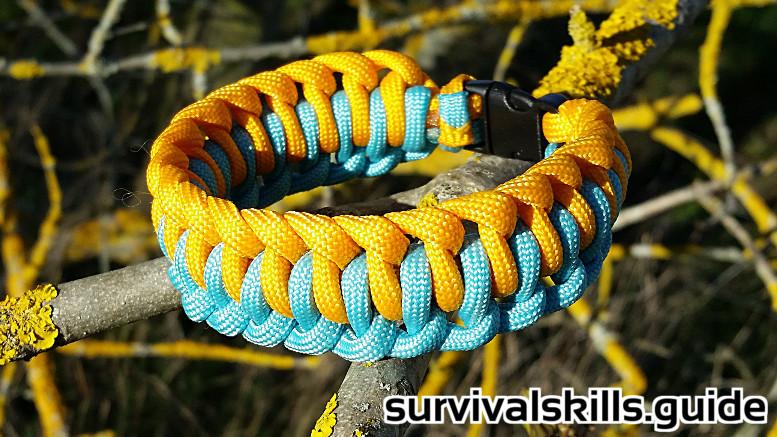 paracord bracelet useful