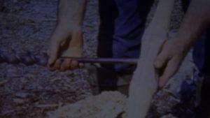 """Dick Proenneke Tools 1 1/2"""" auger"""