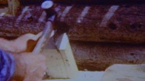 Dick Proenneke Tools carpenter's hatchet
