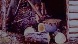 Dick Proenneke Tools splitting maul