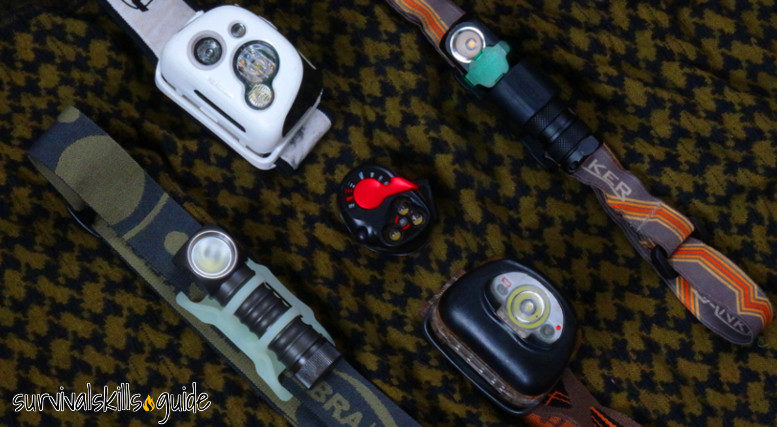 best headlamps for survival and prepping