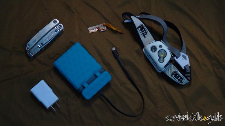 bug out bag list tools