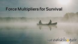 force multiplier for survival