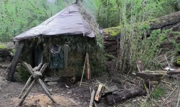 Long Term Survival Shelter fowler