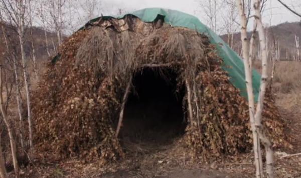 Long Term Survival Shelters larry