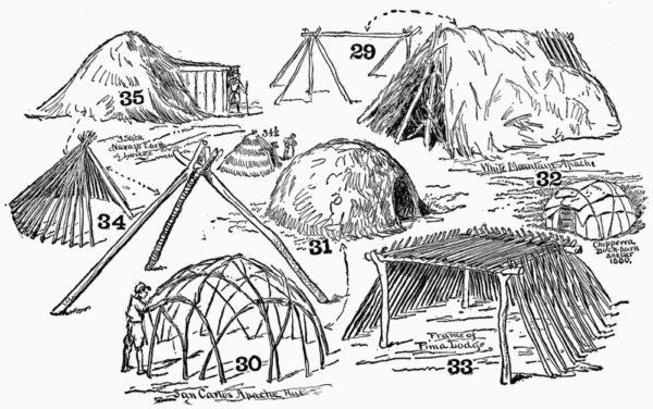 long term wilderness survival shelter
