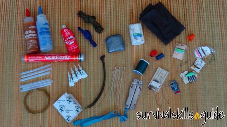 survival sewing repair kit