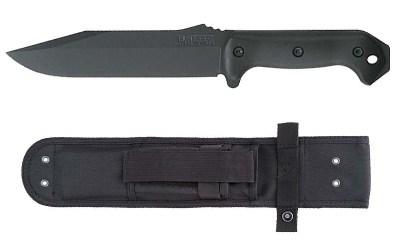 choose survival knife bk-7