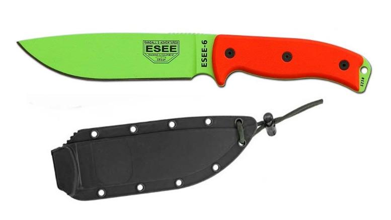choose survival knife