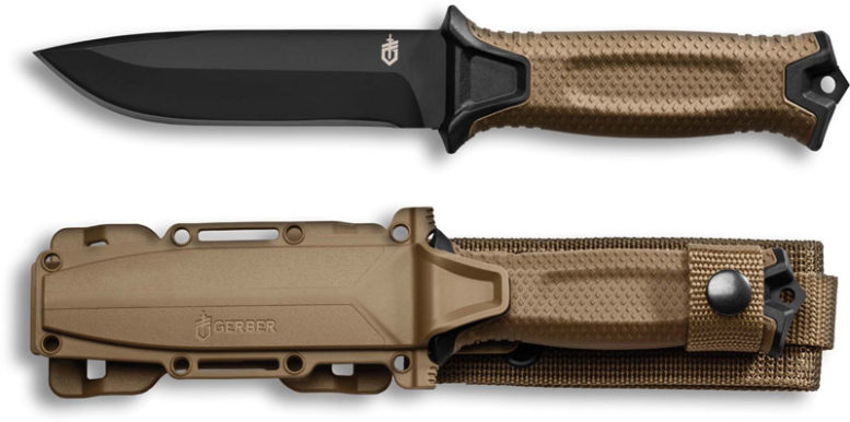 choose survival knife gerber