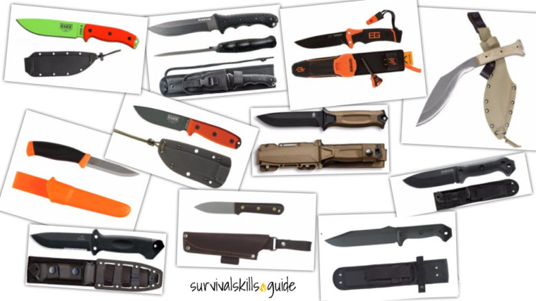 How To Choose A Survival Knife What No One Talks About