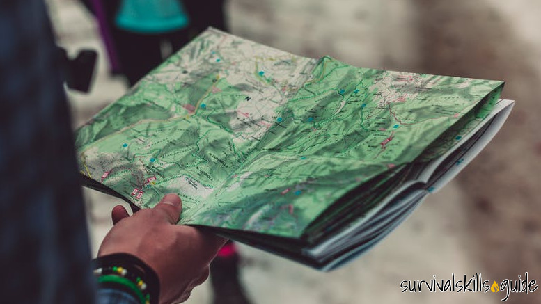 make your own printable custom topo maps
