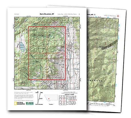 How To Make Printable Topo Maps For Free