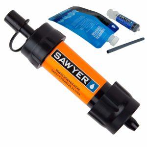 survival prepper gift water filter