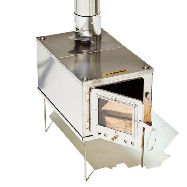 titanium portable stove