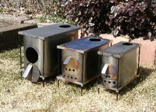 titanium wood stove wifi