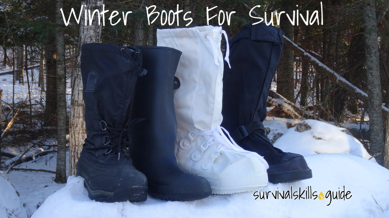 new products f43f1 b8964 Winter Boots For Survival: Keeping Your Feet Warm on Multi ...