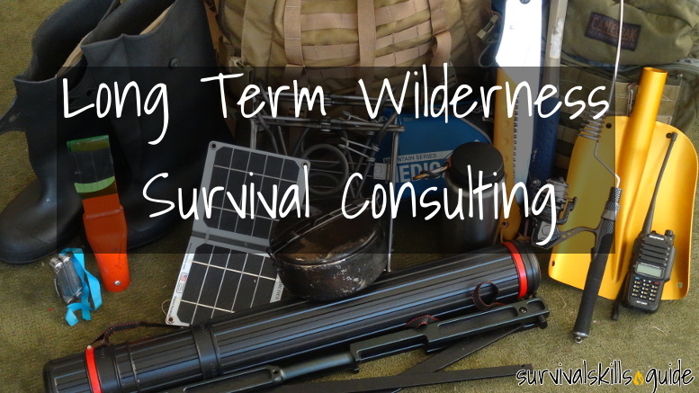 Long Term Wilderness Survival Archives - Survival Skills Guide